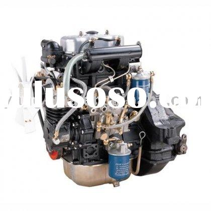 23.5KW 3 cylinder water cooled 4 stroke portable marine diesel engine(With gear box)