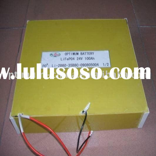24V 100Ah UPS Lithium battery pack