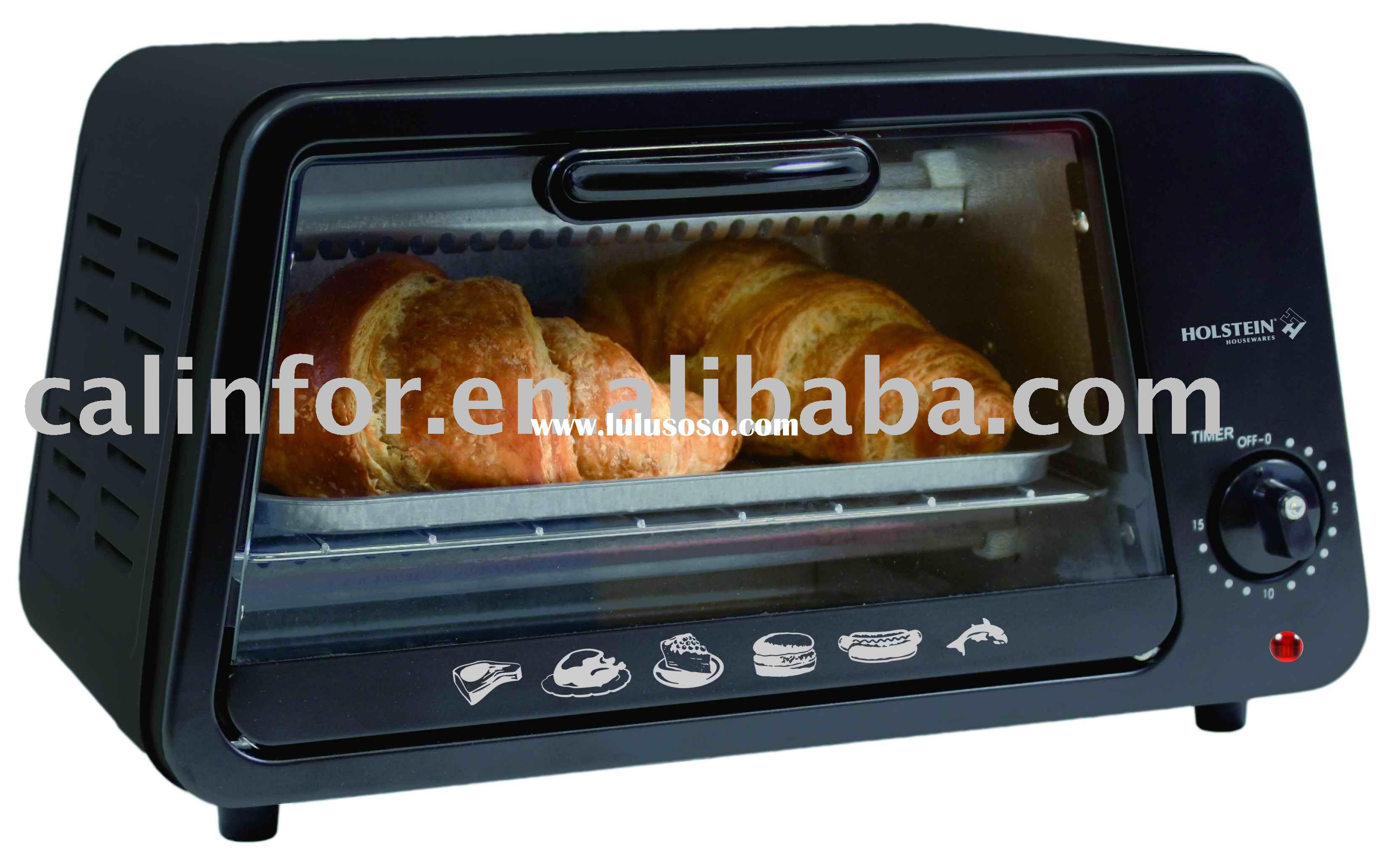how to use mini electric oven