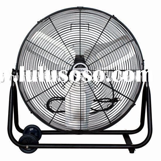 "24"",30"",36"" High Velocity Floor Fan"