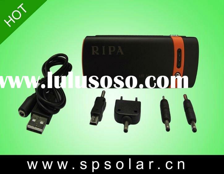 2600MAH Universal Portable Solar Battery Charger With USB Port