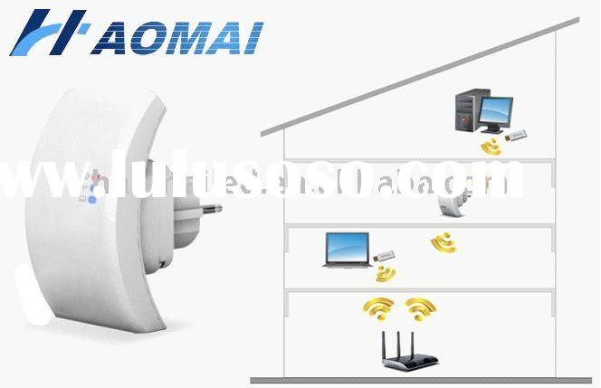 2T2R 300mbps wireless repeater