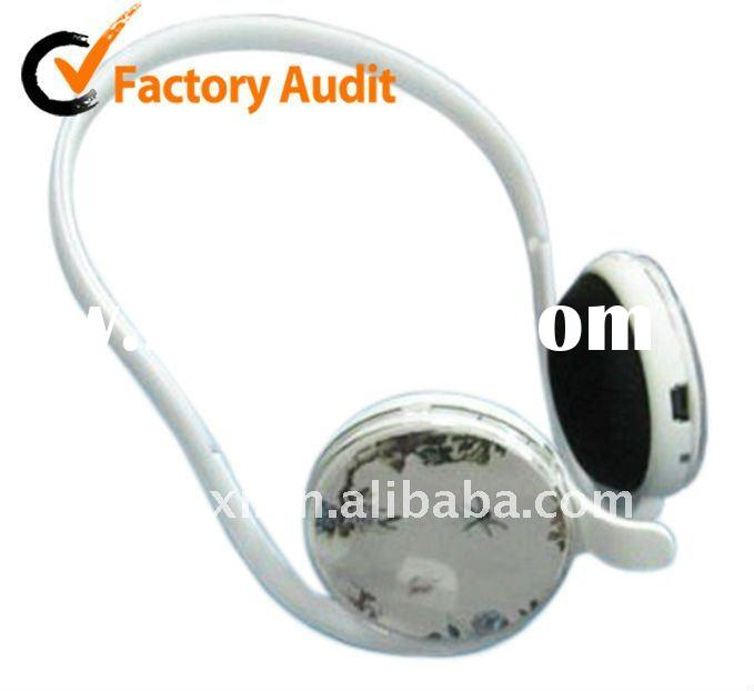 2.4G WIRELESS HEADSET FOR P3/XBX360/WI/PC