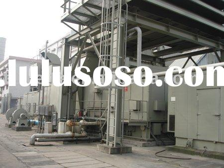 2 used GE gas turbine combined cycle power plant HFO
