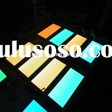300*100mm RGB Christmas decorative led panel light