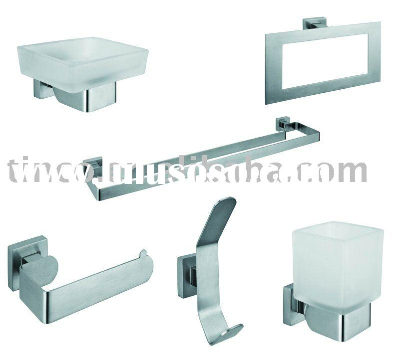 304 Stainless Steel Bathroom Accessories