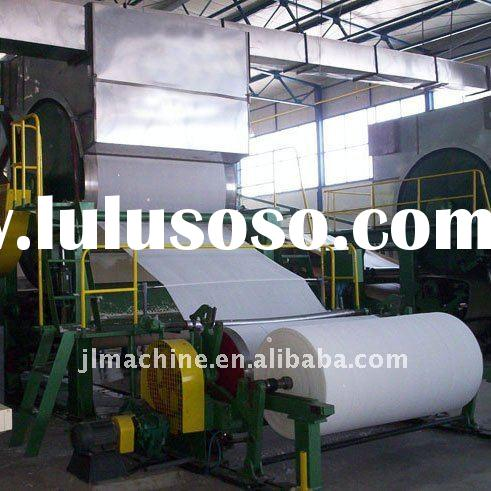 3200 type used tissue paper making machine