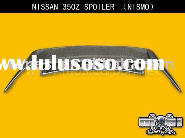350Z CARBON FIBER NEW STYLE SPOILER NISMO FOR NISSAN