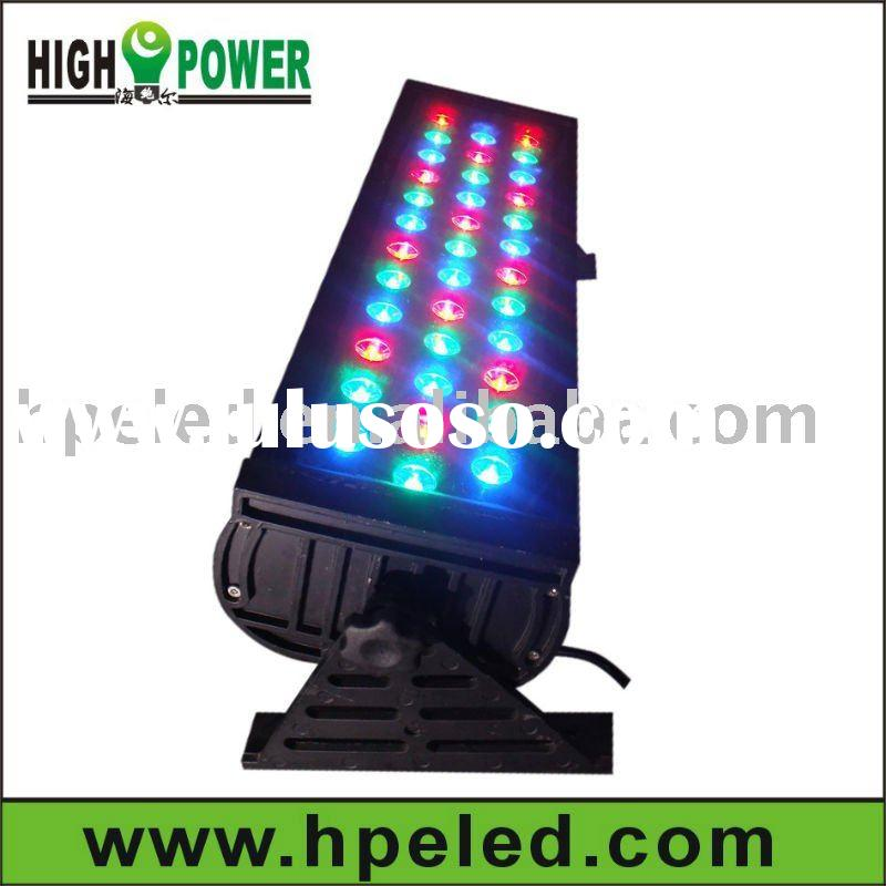 36W RGB LED wall washer