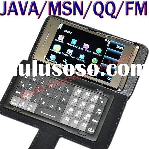 3.6-inch Touch Dual JAVA Qwerty Cell Phones for Sale N9