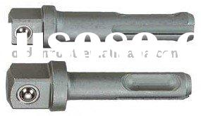 """3/8"""" Drive and 1/2"""" Drive SDS Plus Socket Adaptor for SDS-Plus Rotary Hammer Drill, Socket"""