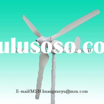 400w 12v/24v household wind generator with CE