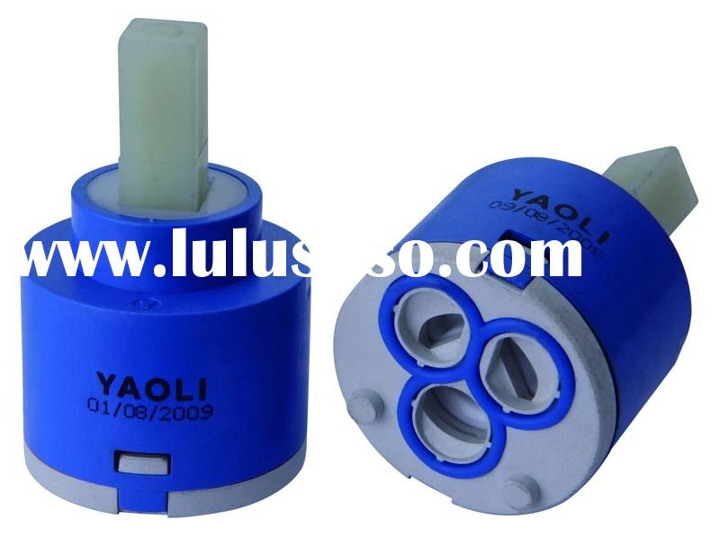 40mm two steps ceramic mixer cartridge