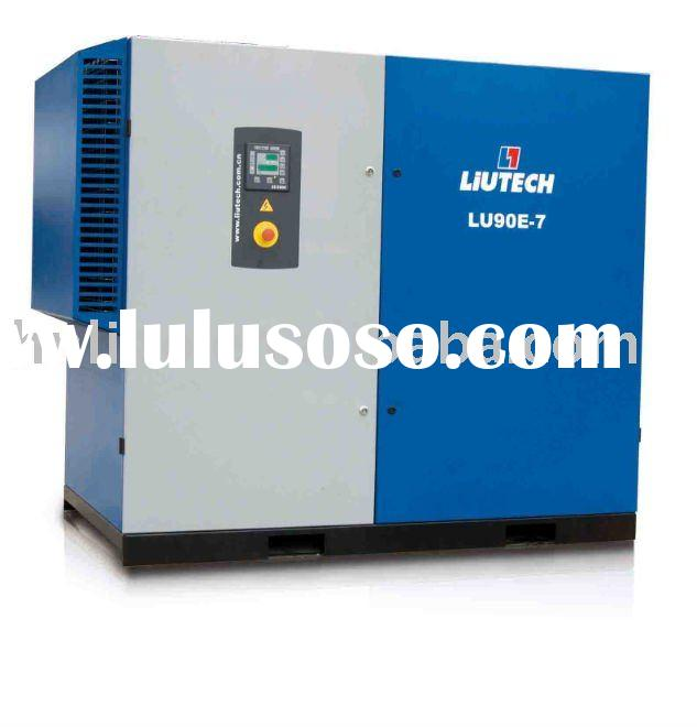 55kW LIUTECH industry air compressor (Air cooled type) with genuine parts from Atlas Copco
