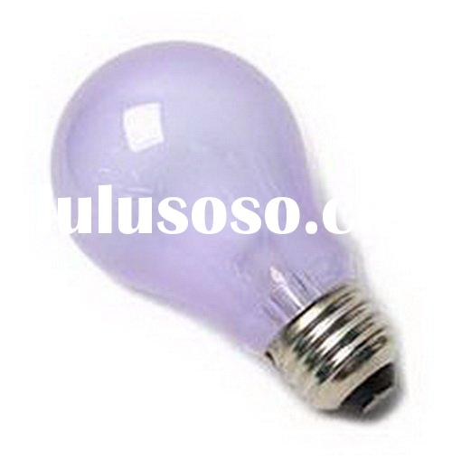 60 Watt - 5000 hrs - 120 Volt - Frosted - A19 Bulb - 4 1/8 in. Lg - Medium Base Incandescent Light