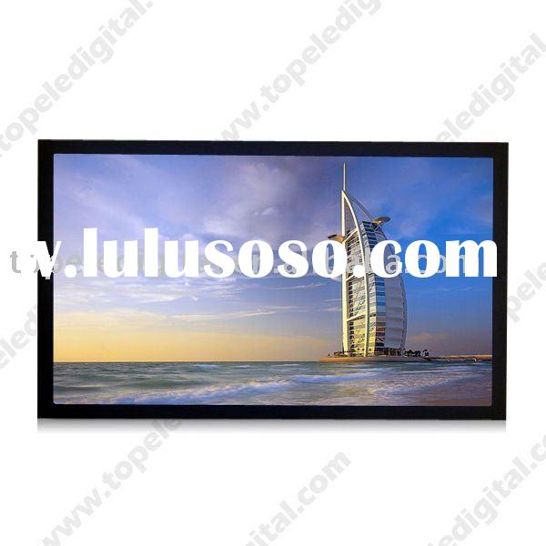 65 inch wall hanging lcd advertising display