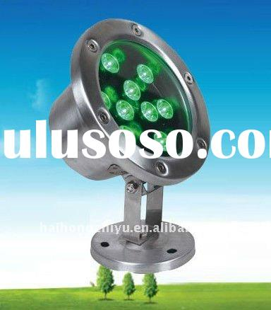 9w led underwater fishing light with IP68