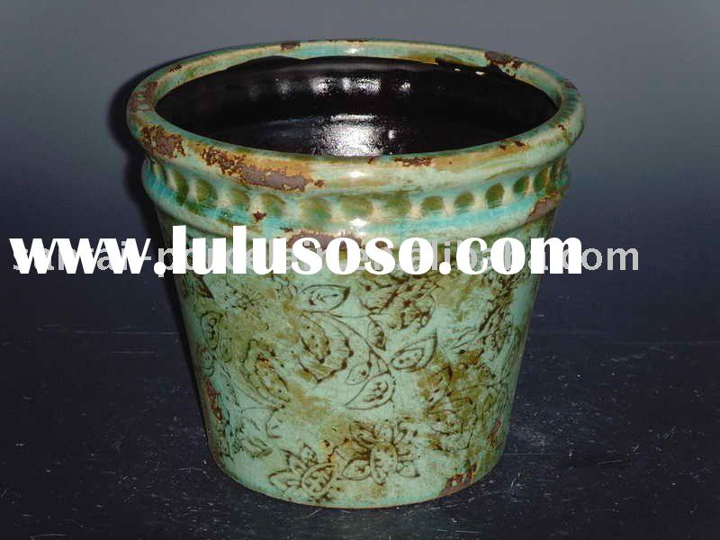 A29439-MI35-A01 indoor ceramic flower pots