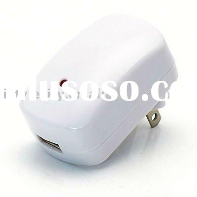 AC USB Wall Power Charger Adapter for Apple iPad 2