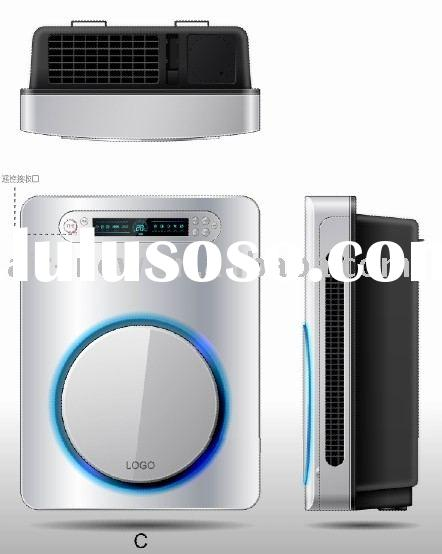 AN808 household static air purifier with humidifier function