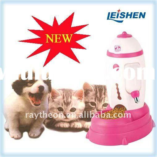 AUTOMATIC PET FEEDER (PATENTED PRODUCT)