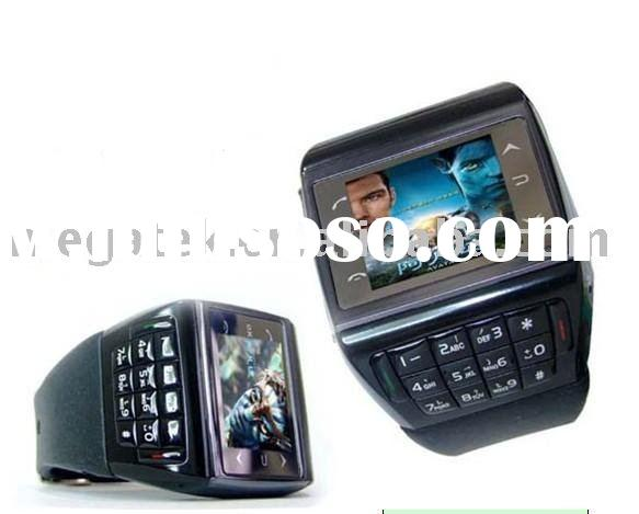 AVATAR Touch screen Watch Mobile phone with Dual Sim Standby