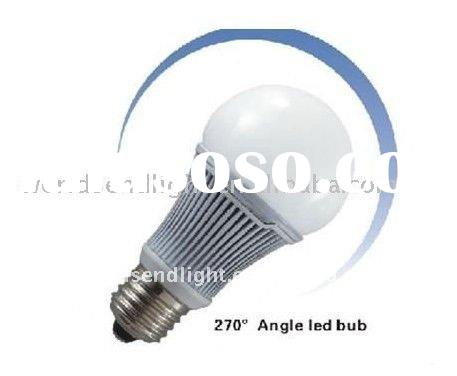 A 60 6 Watt Dimmable LED Edison Base Globe Bulb-Nature white