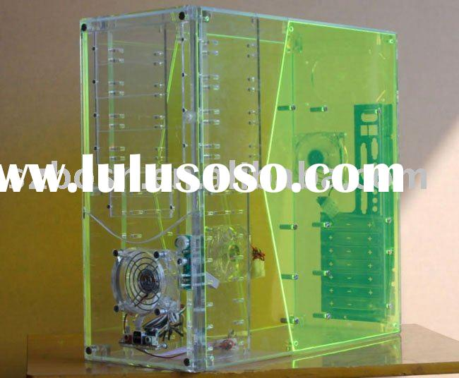 Acrylic Computer Case,Perspex Computer Box,Plexiglass Computer Tower
