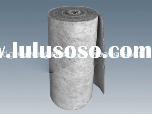 Activated Charcoal cabin roll air filter media