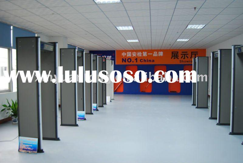 Airport,Police,bank security metal detector gate XYT2101LCD