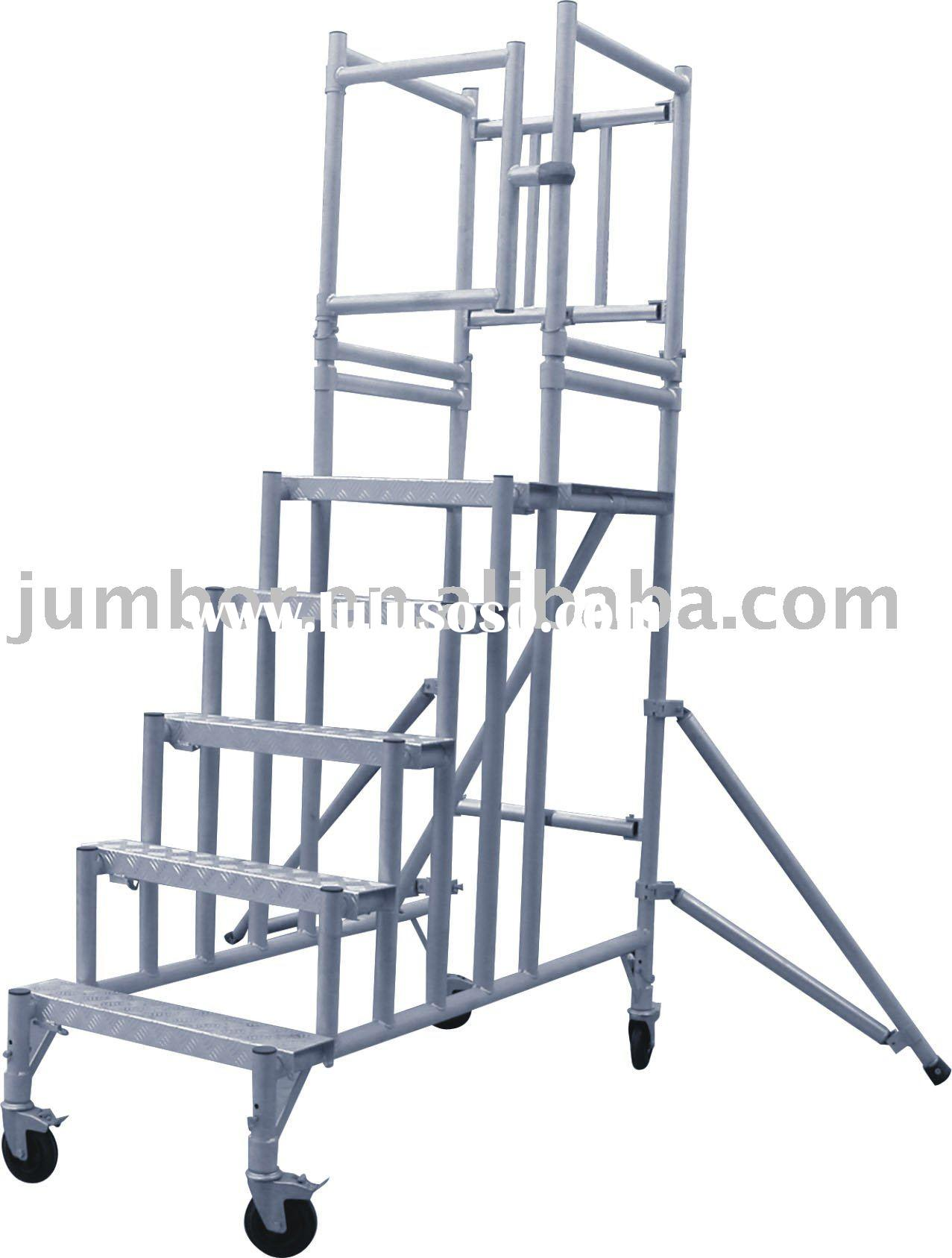 Aluminum Scaffolding Suppliers : Meter aluminum scaffolding system for sale price china