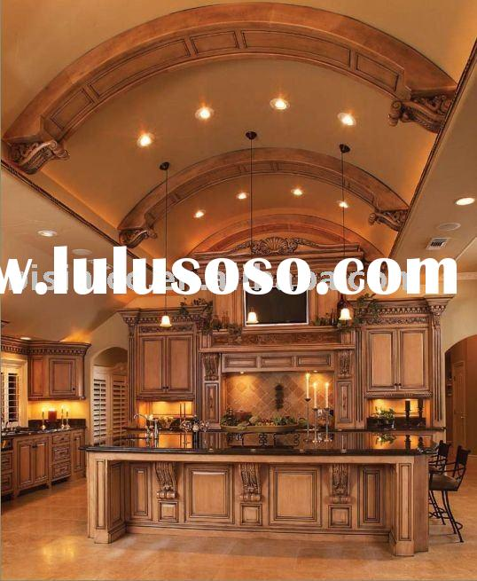 American kitchen cabinet,luxurious solid wood kitchen cabinet,kitchen doors,kitchen appliance,kitche
