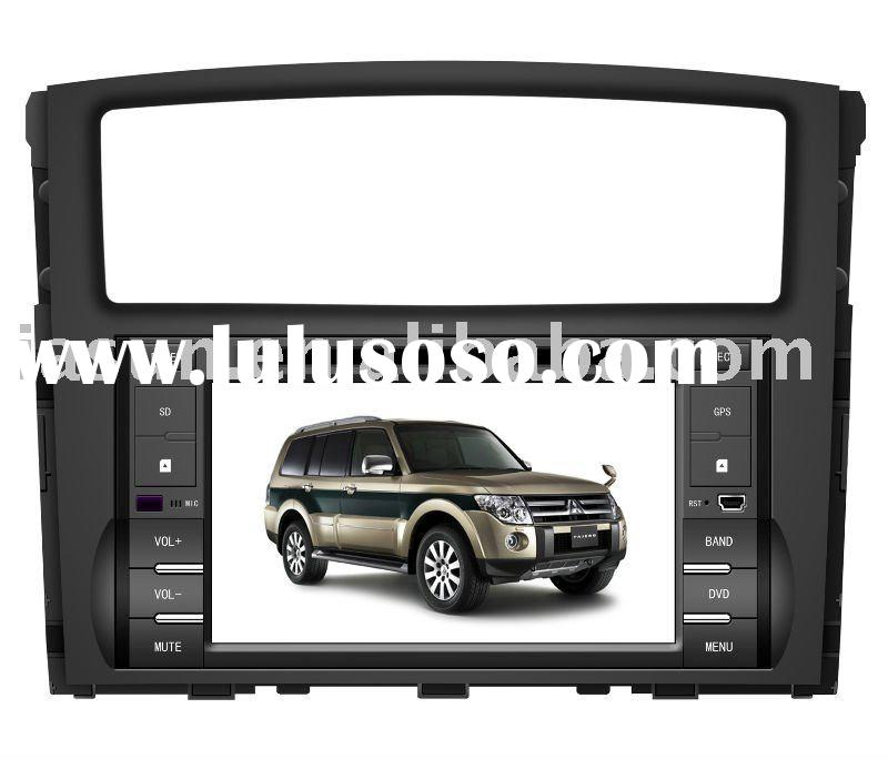 Auto DVD player with GPS for Mitsubishi Pajero