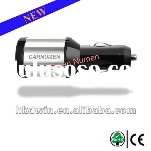 Auto car emission cleaner