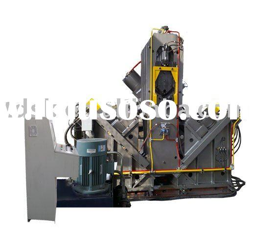 Automatic CNC Drilling Machine for Angles