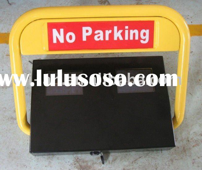 Automatic Operated Romote Controlled Solar Powered Parking System,Parking Sensor,Parking Lock,Parkin