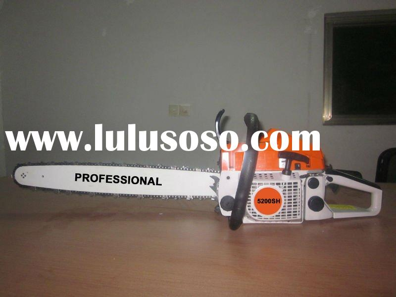 BEST SELLING New model 52cc chainsaw