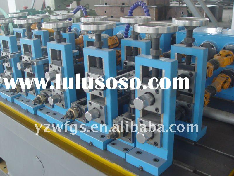 BG30 High-precision stainless steel tube mill /pipe making machine
