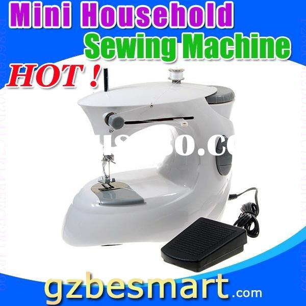 BM110 Mini household hand operated sewing machine