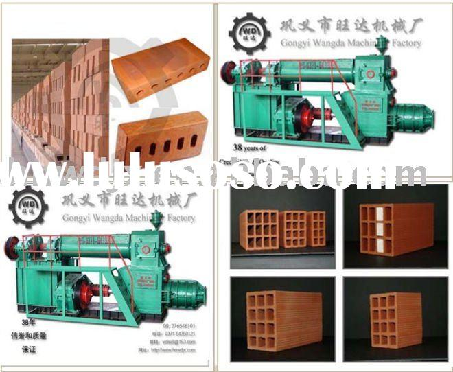 Baking Fly ash brick machinery making designed for India