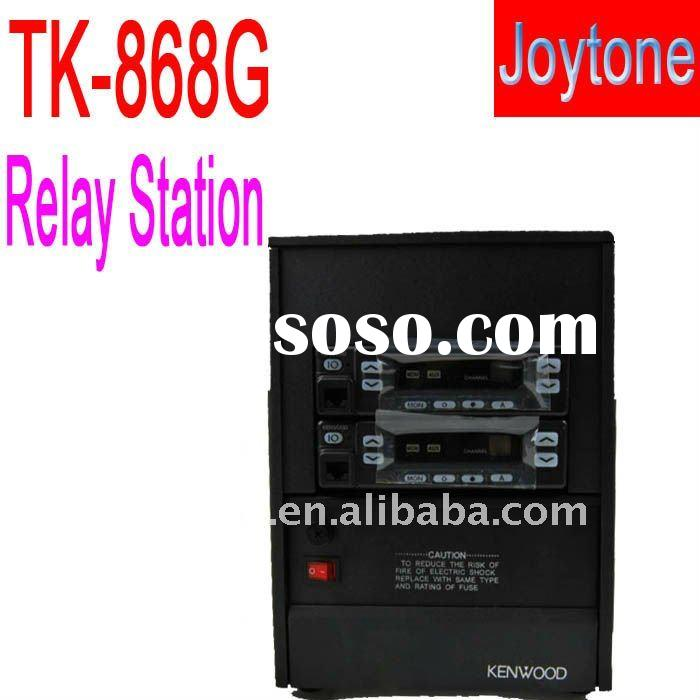 Best sale VHF&UHF mobile repeater with duplexer TK-868G