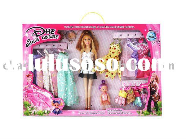 Big Girls Fancy Love Dress Display Doll DO703280282