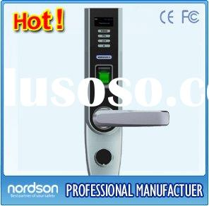 Biometric lock Deadbolt Lock-Fingprint lock with OLED Display and USB Interface