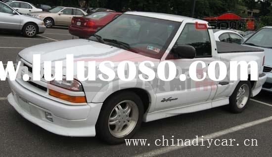 Body Kit for 94-01 Chevrolet S10 Ext Caps Extreme Rear Caps