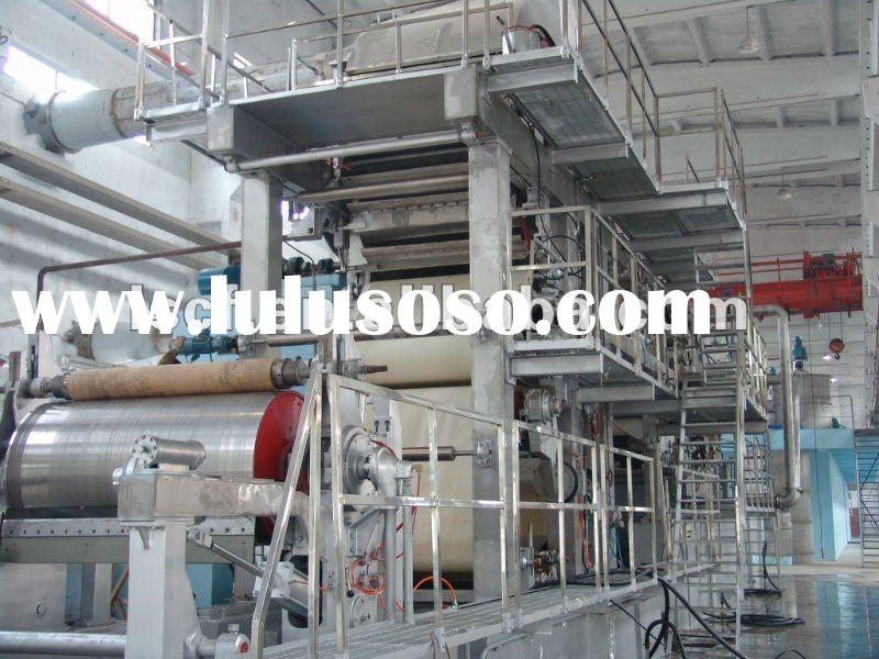 Toilet paper machine for sale