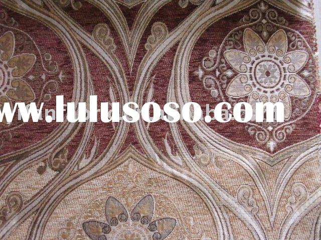 CHENILLES/UPHOLSTERY FABRIC JACQUARD/UPHOLSTERY FABRIC CHENILLE/CHENILLE JACQUARD SOFA FABRIC