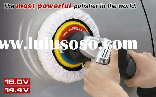 CORDLESS POWER POLISHER