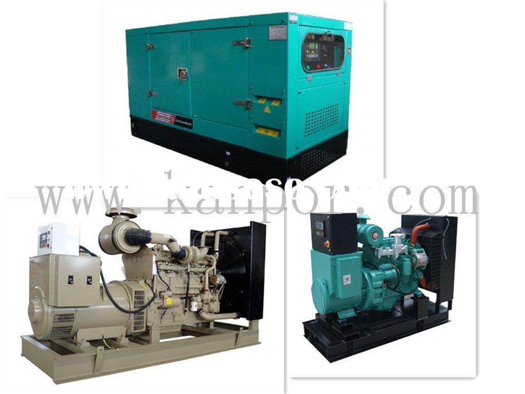 CUMMINS NTA855-G2A Diesel generator set with stamford alternator 280KW/350KVA 310KW/388KVA