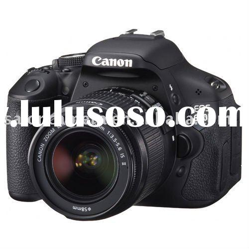 Canon EOS 600D DSLR Digital Camera