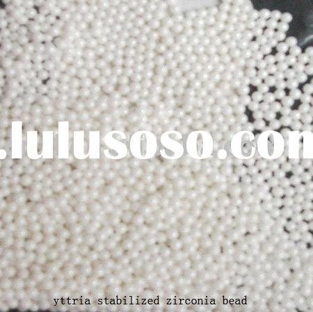 Certificated Ceramic Yttrium-Stabilized Zirconia Grinding Media(bead),ball mill(0.2~60mm available)
